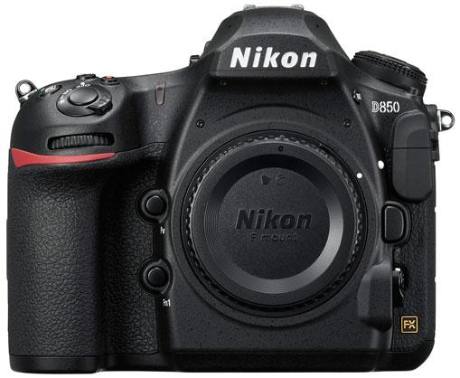 nikon d850 dslr full frame camera